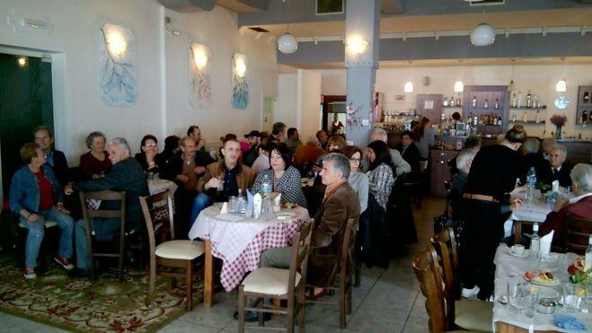 Συνάντηση μελών και φίλων του Συλλόγου στη Ναύπακτο