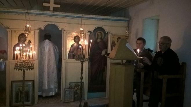 Με κατάνυξη γιορτάστηκε και φέτος η γιορτή του Αγίου Κωνσταντίνου στο χωριό μας