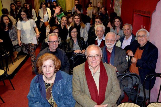 Συνάντηση με συγχωριανούς μας απο την Αμερική στη Ναύπακτο