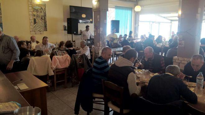 Με επιτυχία η 2η Συνάντηση των Μελών και Φίλων του Συλλόγου μας στη Ναύπακτο